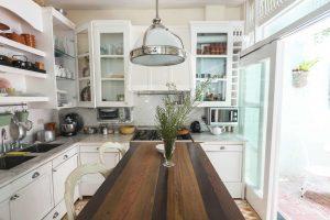 La Casita Mercedes Kitchen