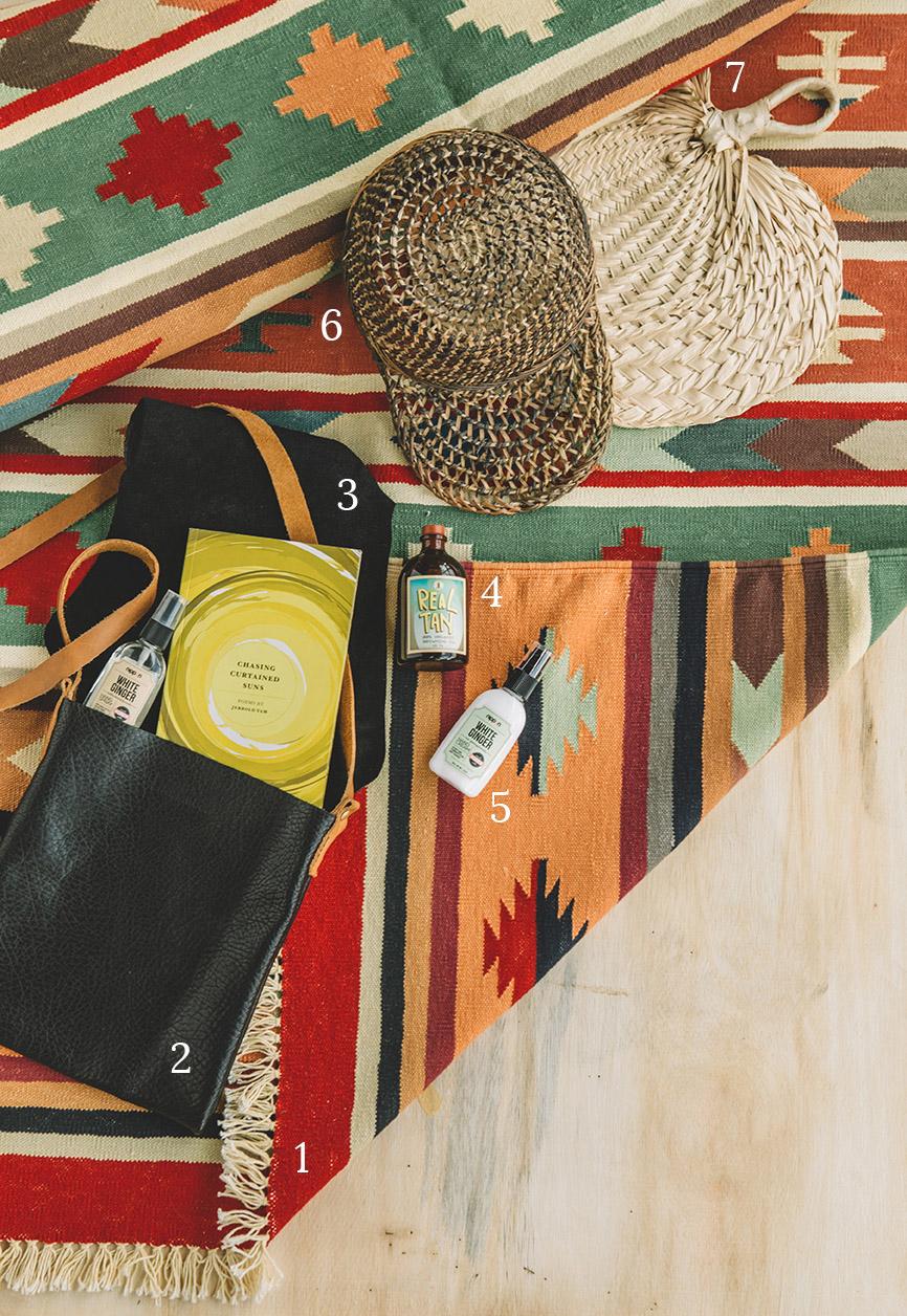 market summer items park