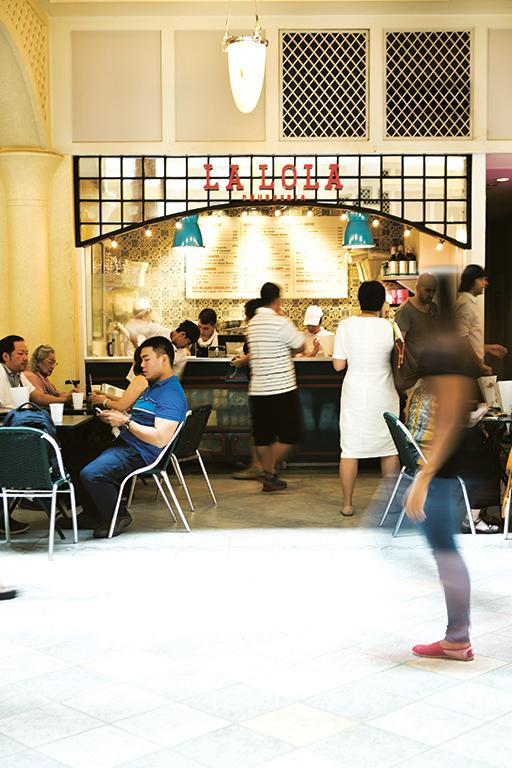 nolisoli eats restaurant la lola churreria churros
