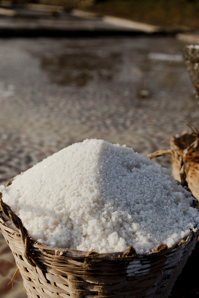"""Everybody will always need salt. Its uses go beyond the culinary industry. We find sodium chloride in health, cleaning, and beauty products like soap and toothpaste,"" says Dasol mayor Noel Nacar."