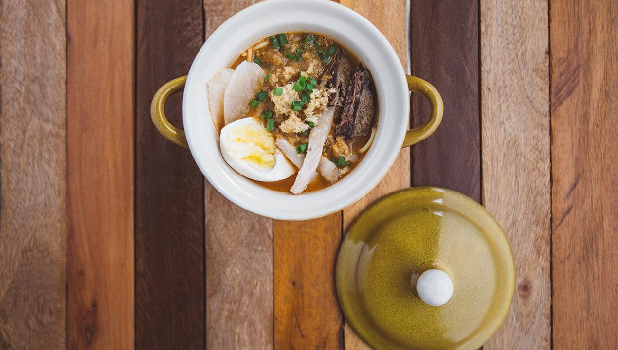 nolisoli eats restaurant backyard kitchen brew