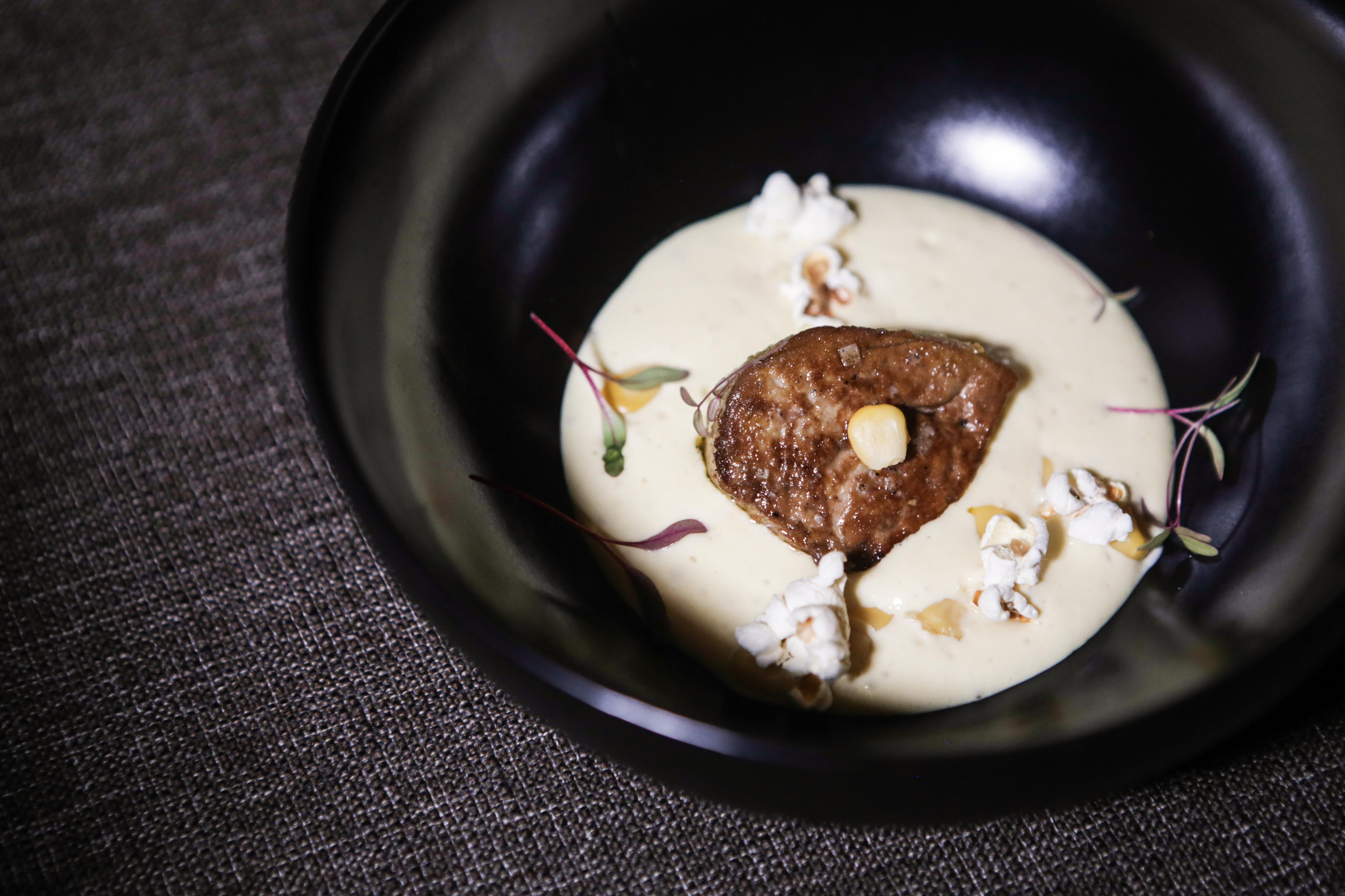 Pan-fried Duck Liver