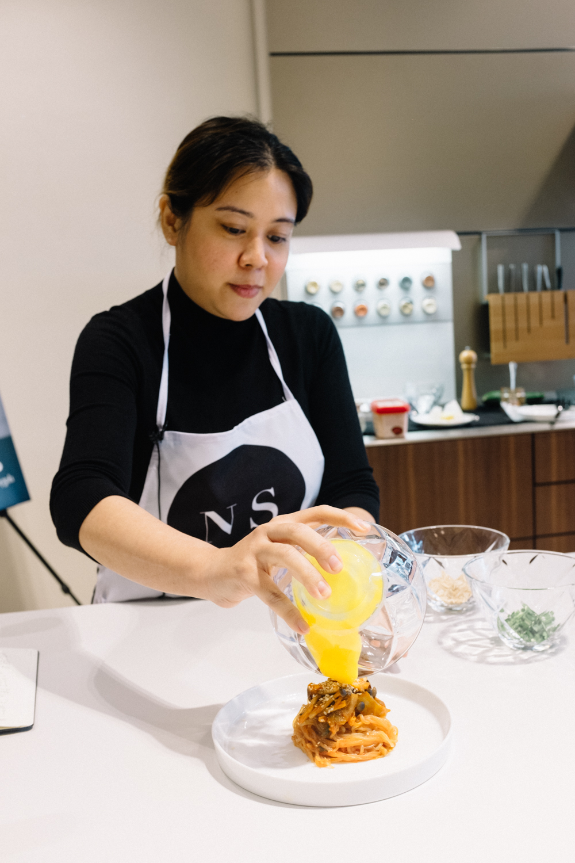 nolisoli eats blog kimchi shirataki noodles