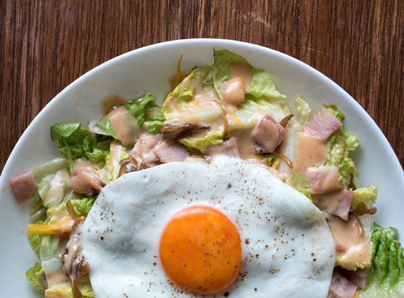 Farmer John's salad version.