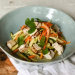 nolisoli eats recipe vegetable pasta