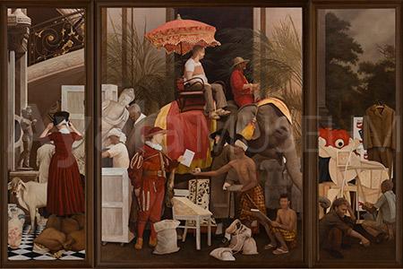 ayala museum events optimism is ridiculous the altar piece natee utarita