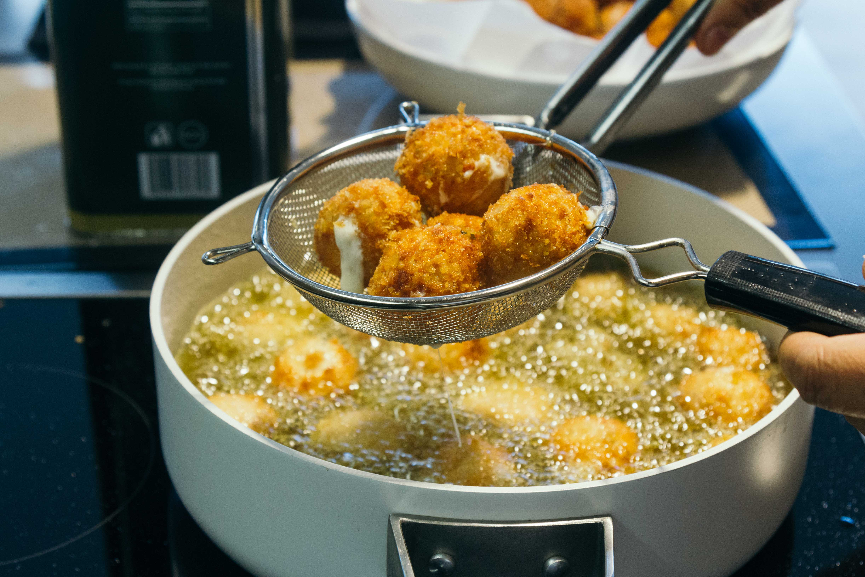 nolisoli events recipe zucchini spaghetti chicken meatballs