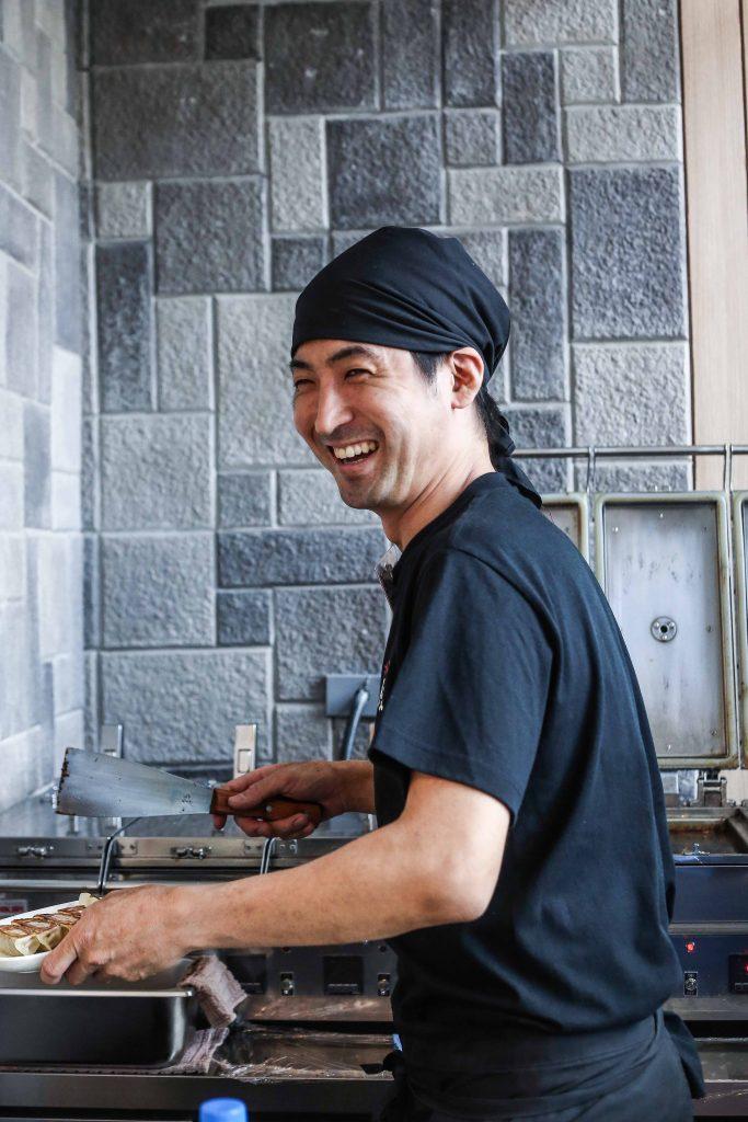 Chef Tomohiro Otsuka
