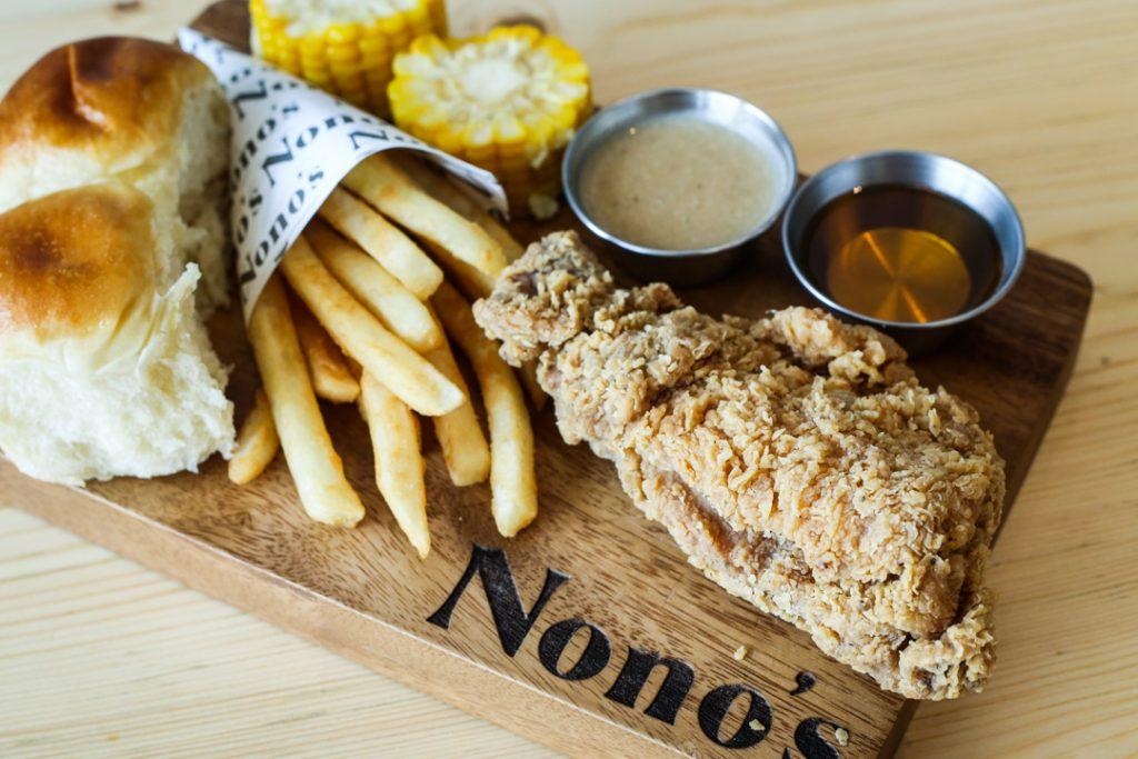 nolisoli eats restaurant nono's fried chicken