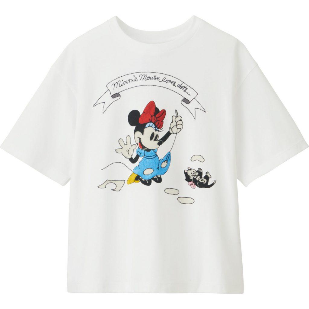 nolisoli blog uniqlo olympia le-tan minnie mouse