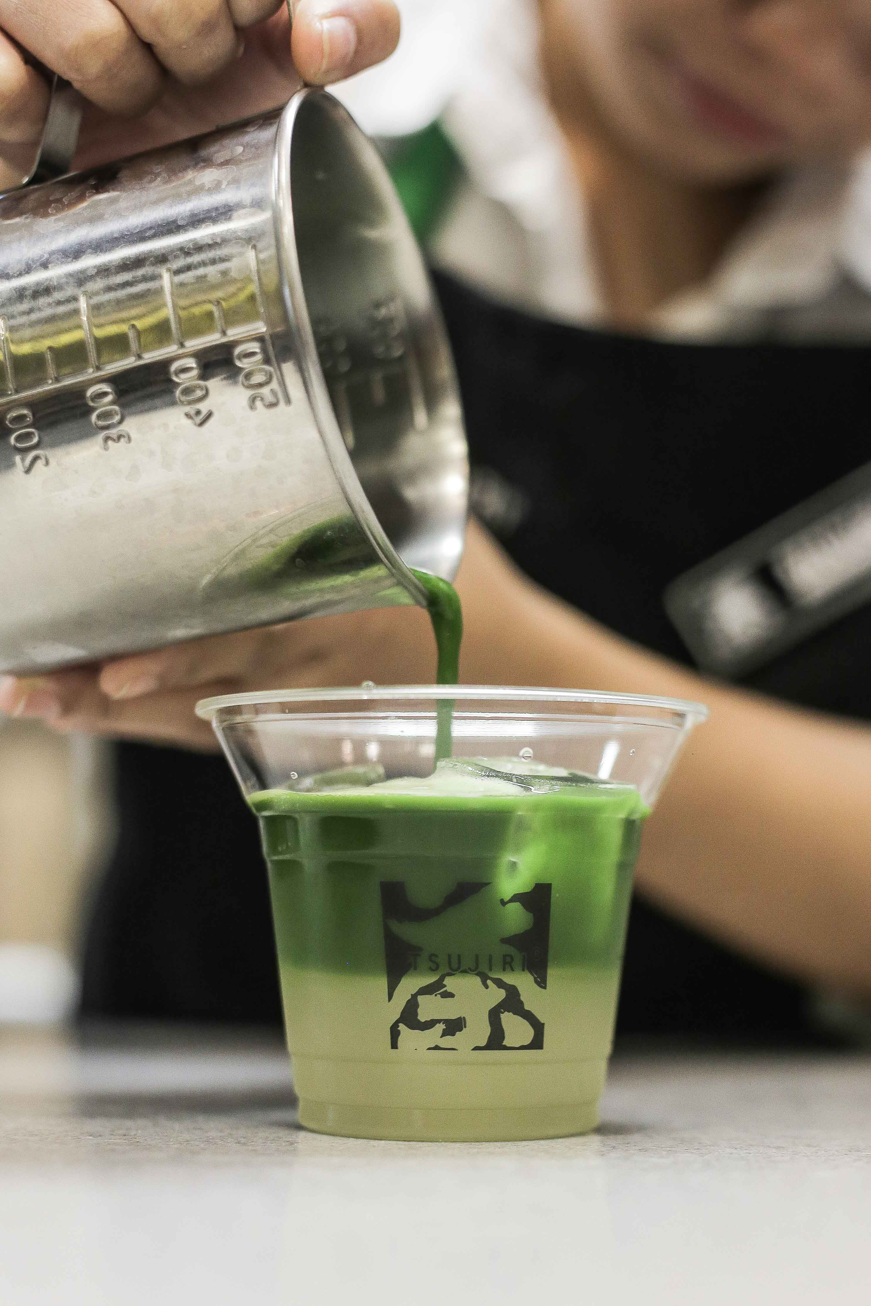 nolisoli eats restaurant tsujiri matcha