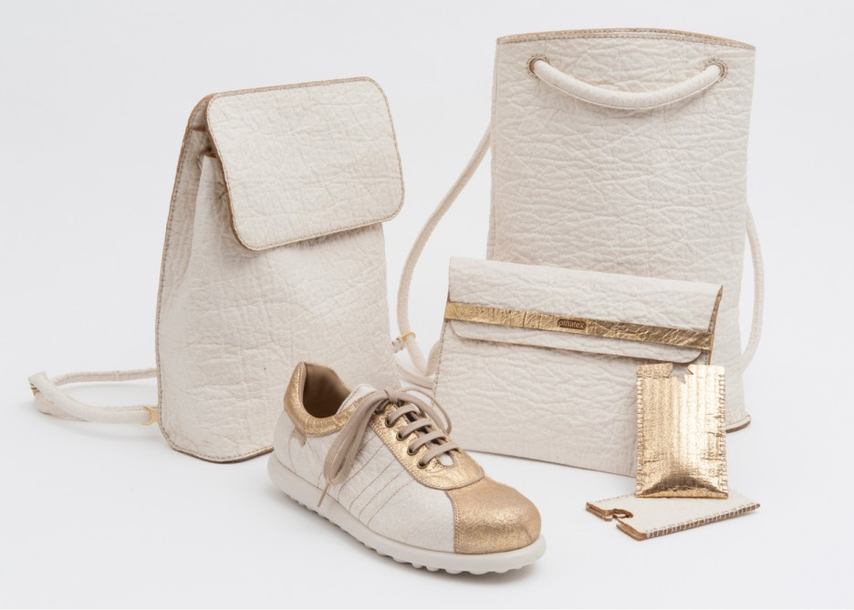 nolisoli fashion sustainable fabric pinatex
