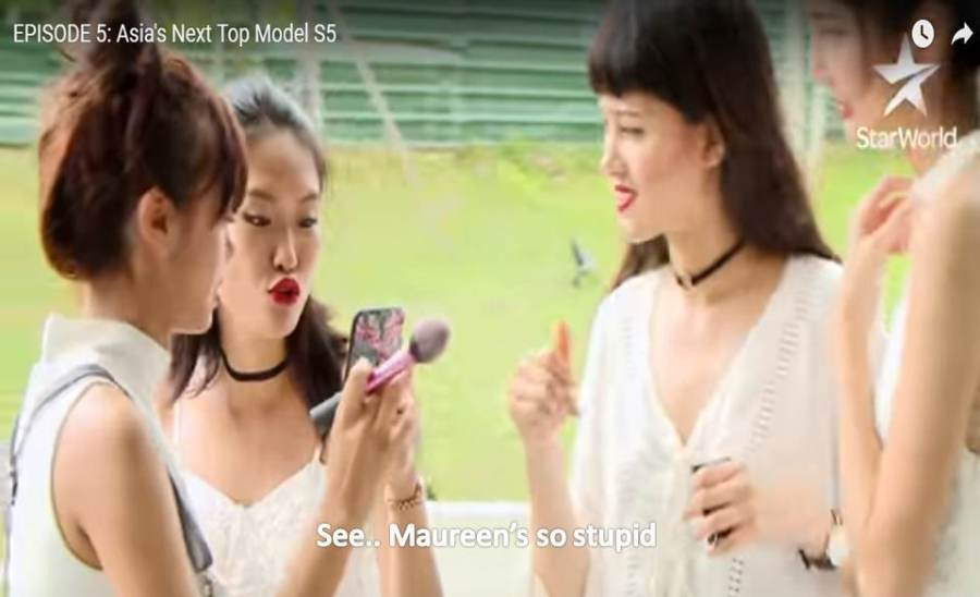 maureen wroblewitz bullied asias nest top model
