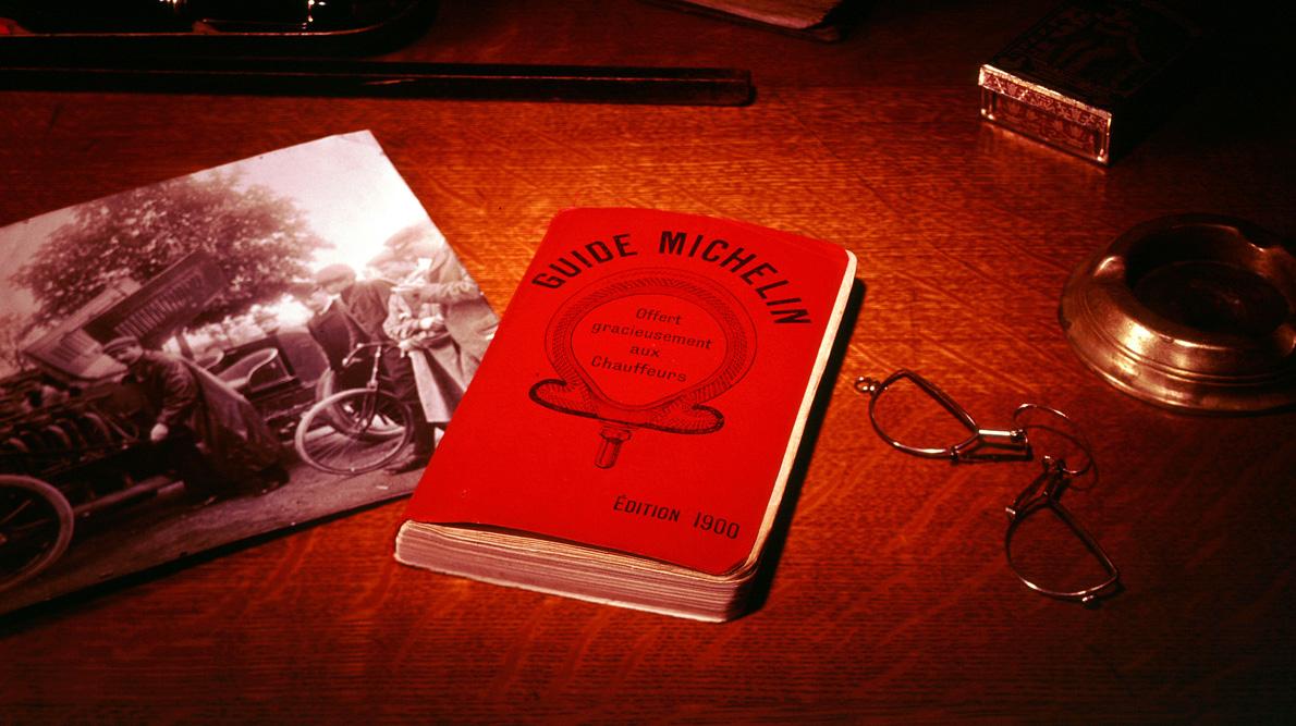 Premier Guide Restaurant Michelin France