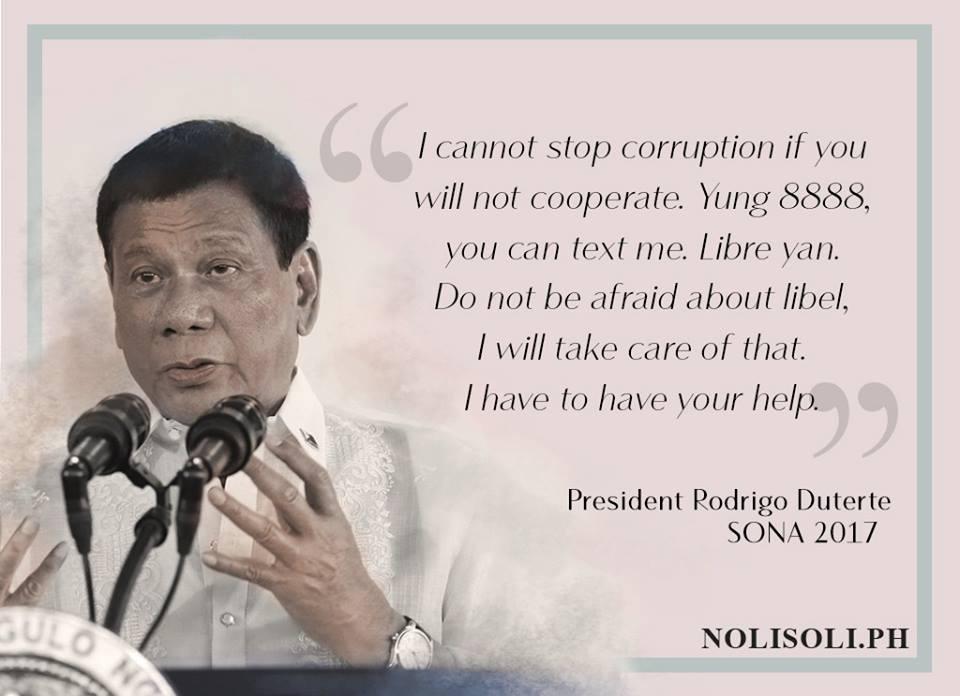nolisoliph Duterte SONA Quote 9