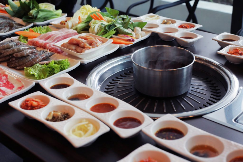 Resto owner says all natural shabu shabu cured his mom s for Craft restaurant century city