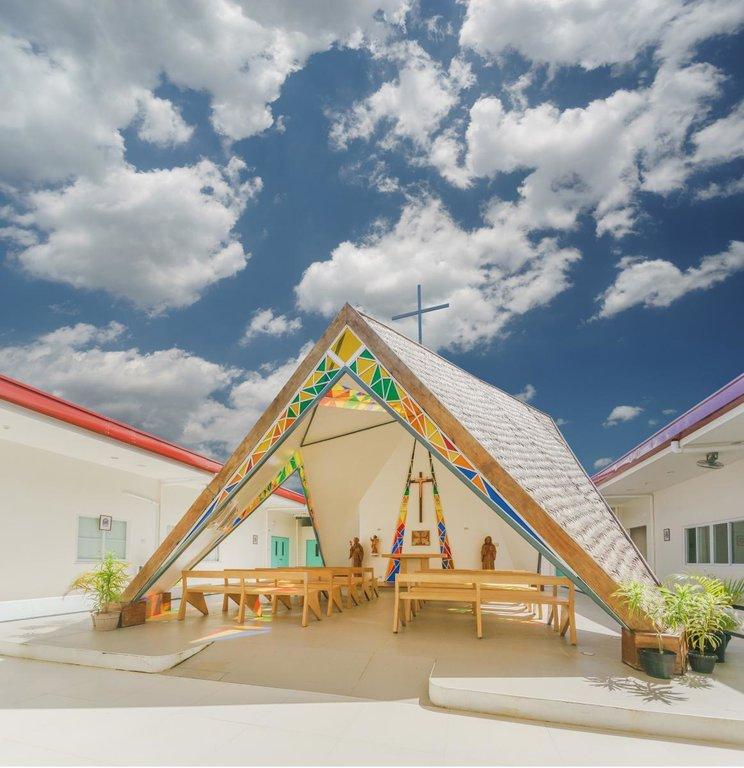 nolisoliph chapel St. Benedict St. Scholastica Pambujan