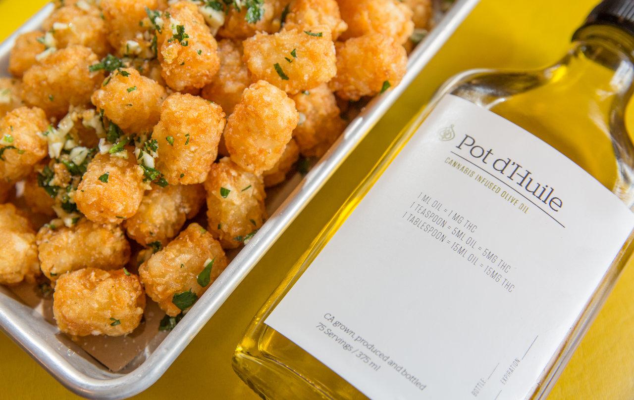 nolisoli eats food trend the get pot d'huile cannabis olive oil