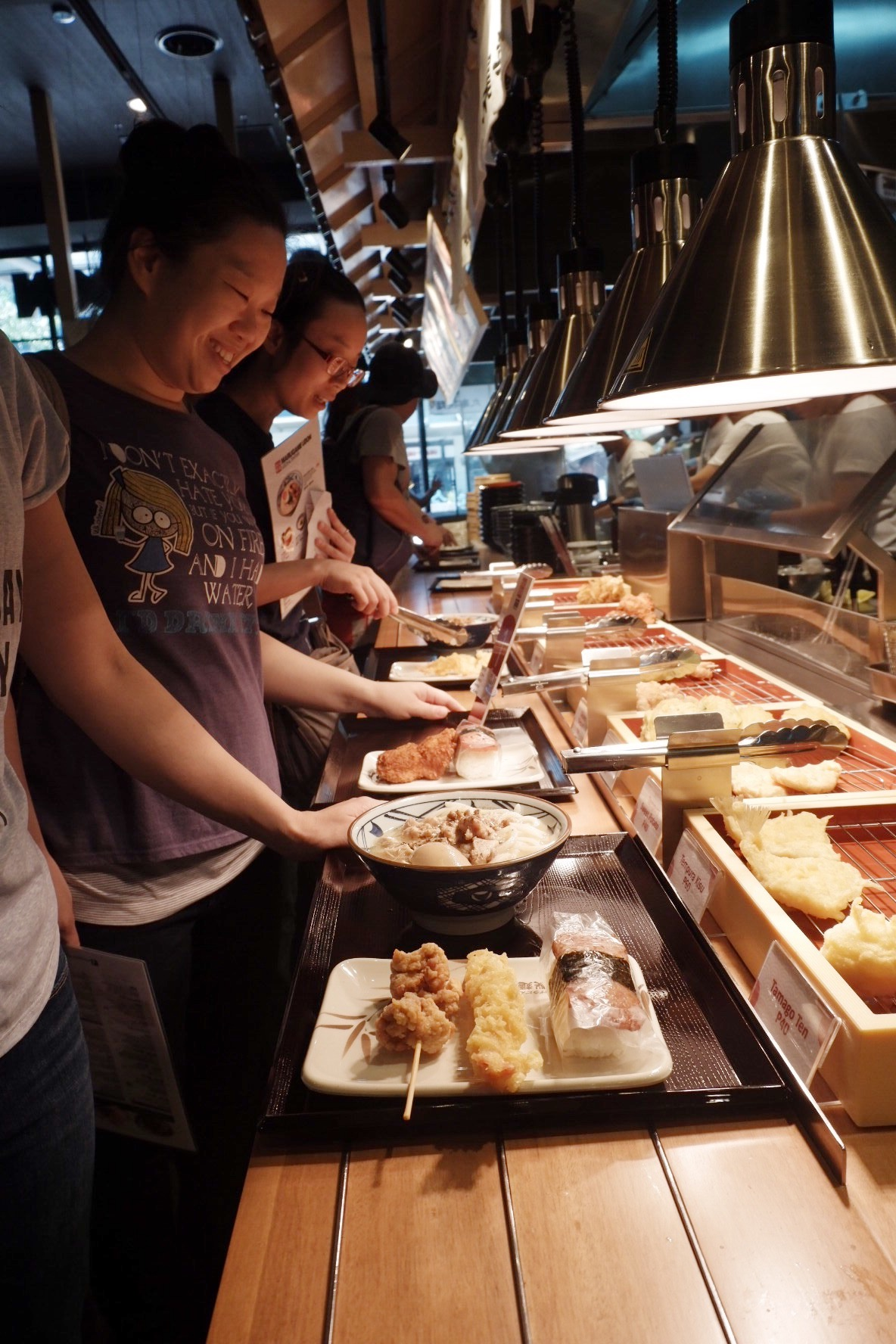 nolisoli eats restaurant marugame udon