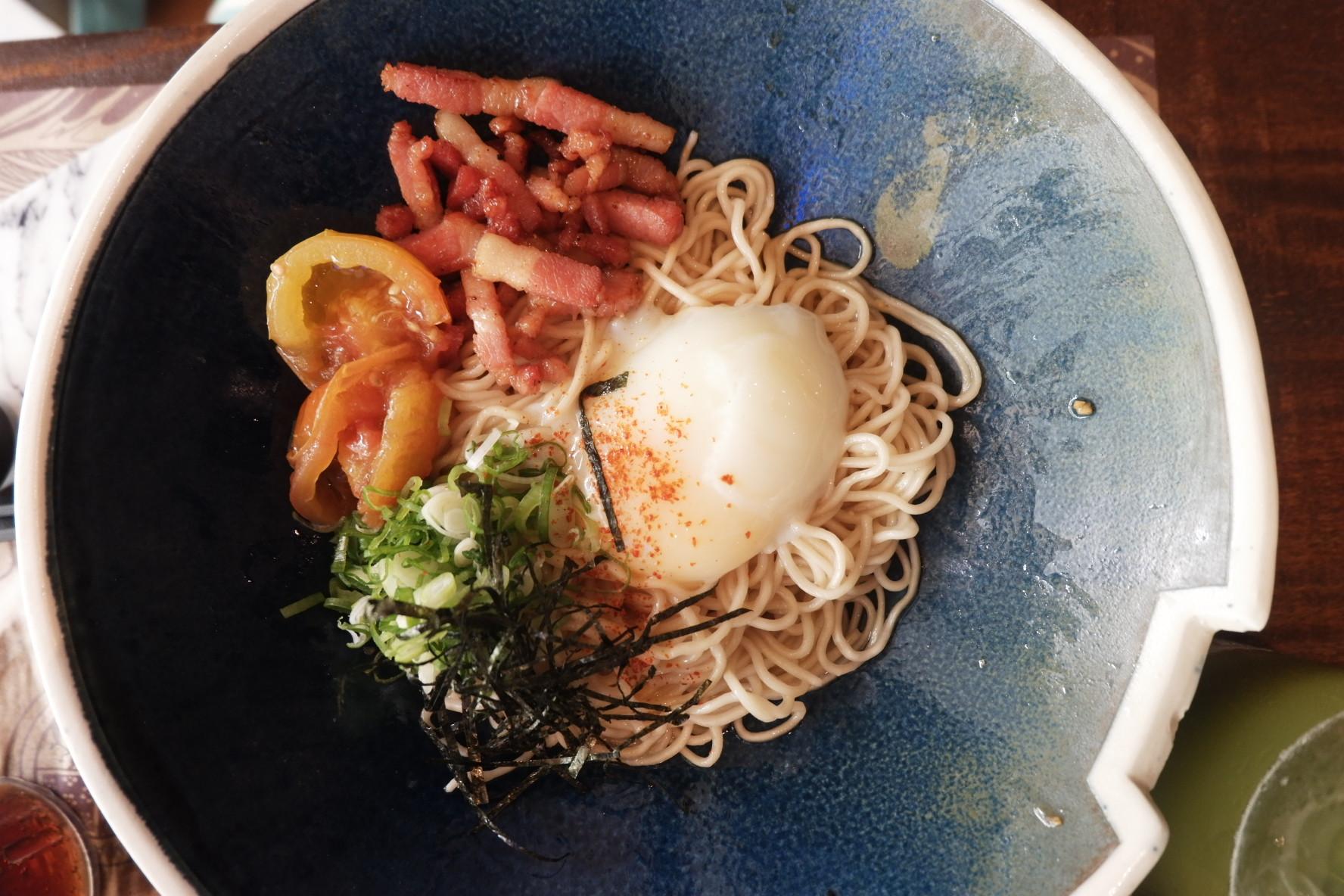 nolisoliph eats restaurant hanamaruken