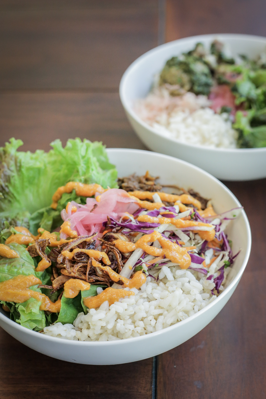 nolisoli eats restaurant healthy sustainable berde bowls