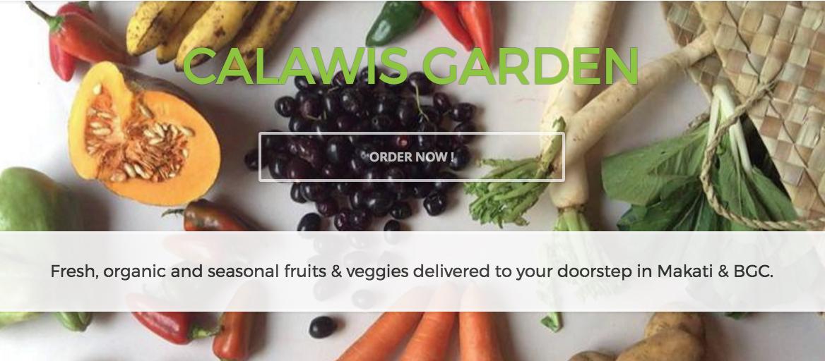 nolisoliph Calawis Garden