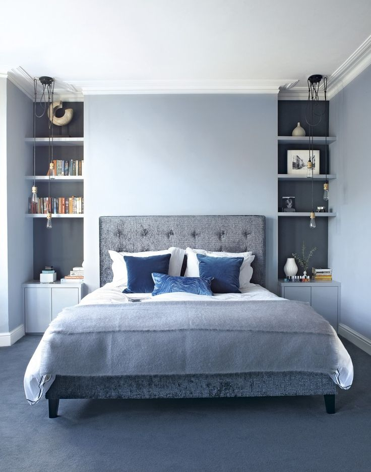 We found the four best colors to paint your bedroom with - NOLISOLI