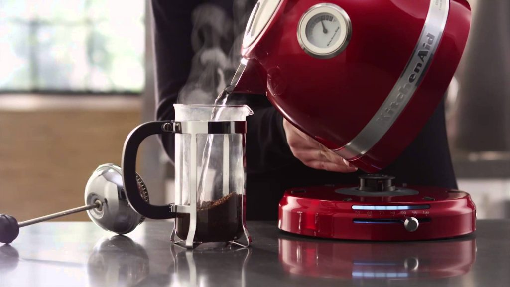 nolisoli cleaning electric kettle