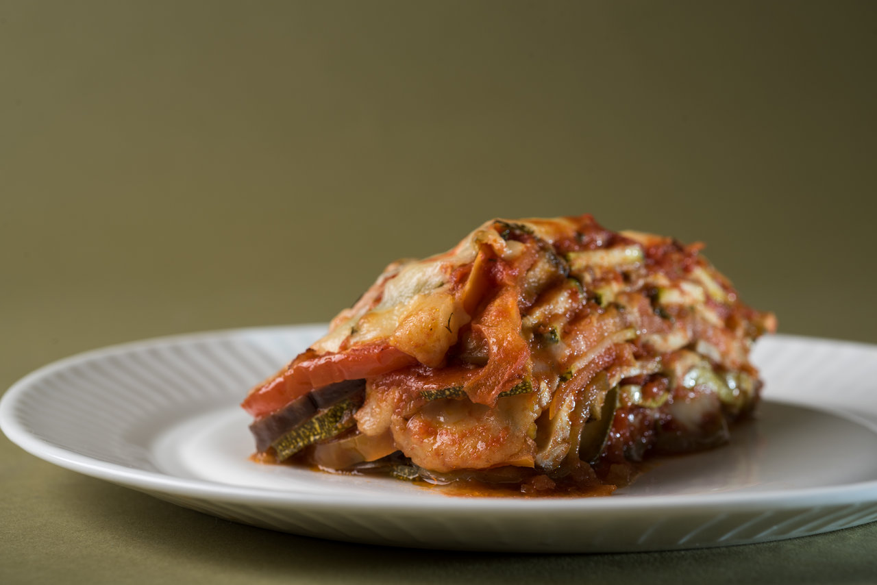 pursuits lasagna