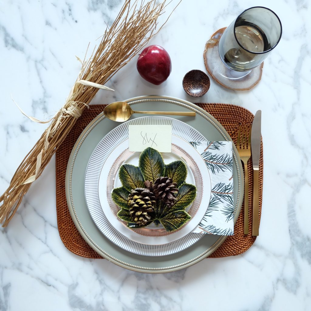 nolisoli blog christmas holiday table setting
