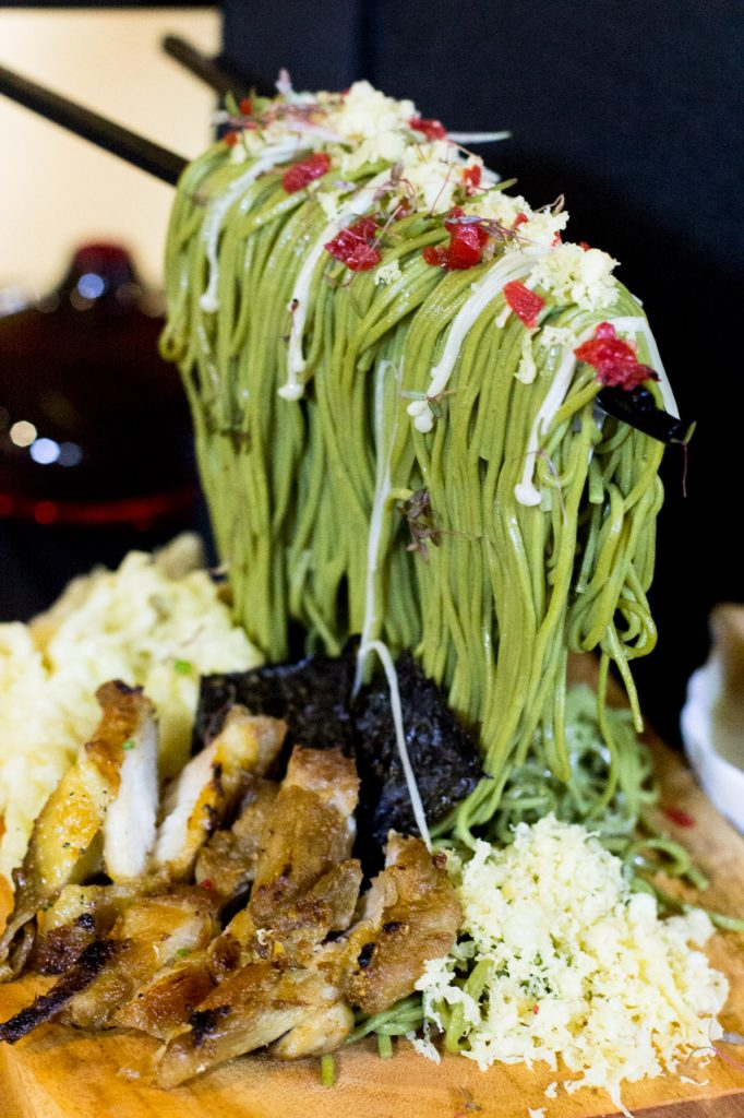 nolisoli eats osaka ohsho flying noodles