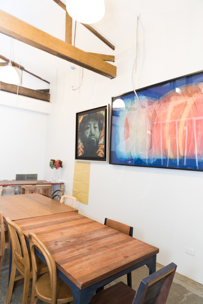 nolisoli space STKD co-working space
