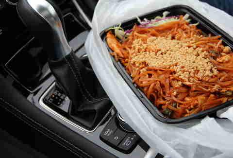 nolisoli clean food spills car