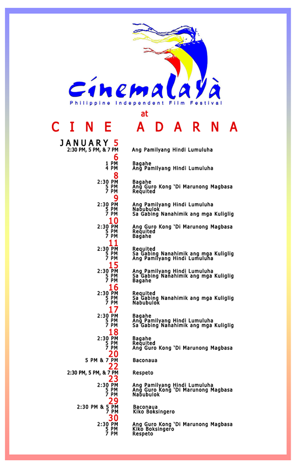 culture cinemalaya cine adarna