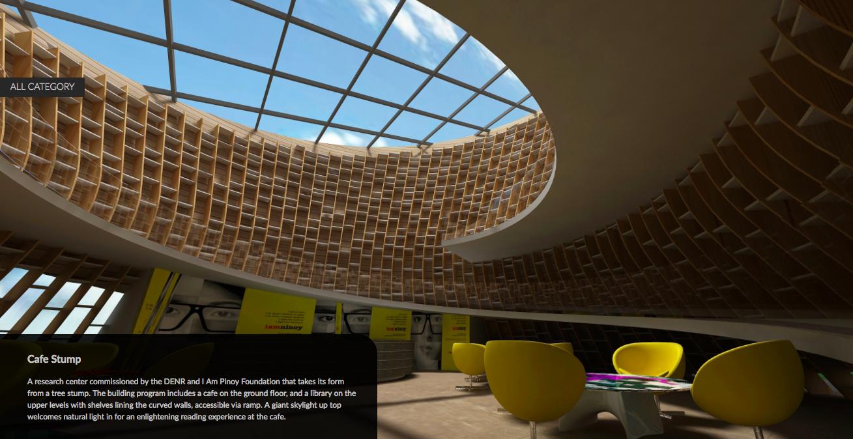 nolisoli fixture architecture deo alam