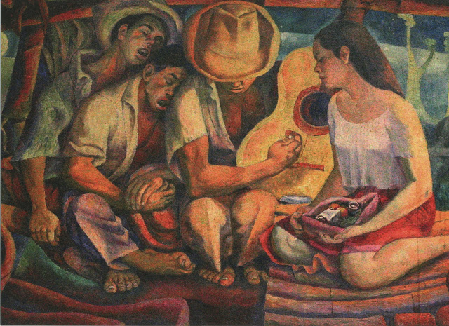 nolisoli arts national museum botong francisco