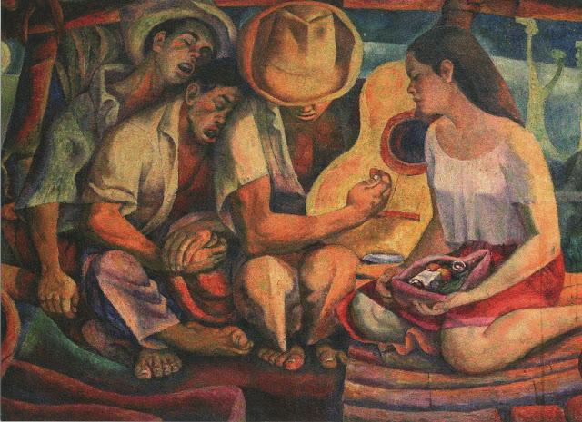 nolisoli arts national museum botong francisco