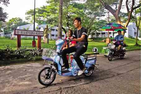 nolisoli e-bike fixture LTO