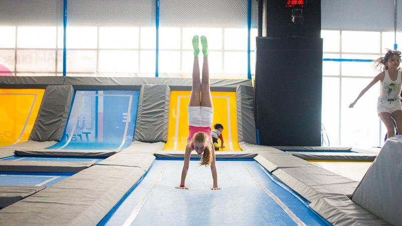 nolisoli city guide trampoline bounce