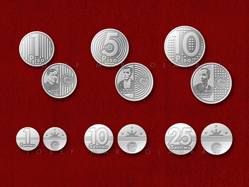 nolisoli coins bsp design