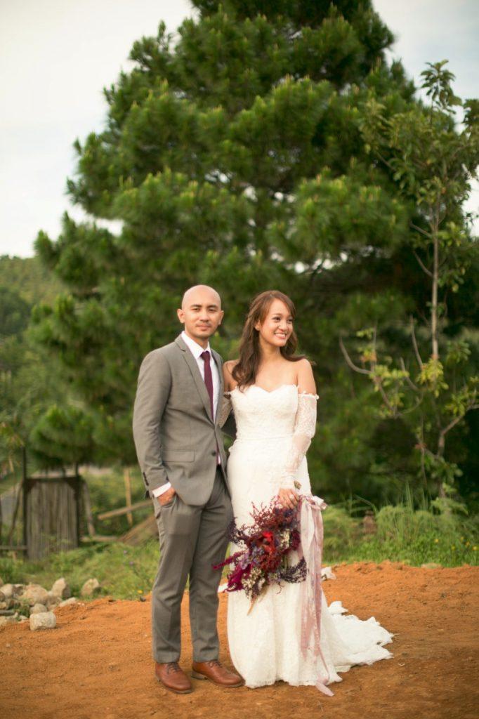 nolisoli sustainable wedding low-waste