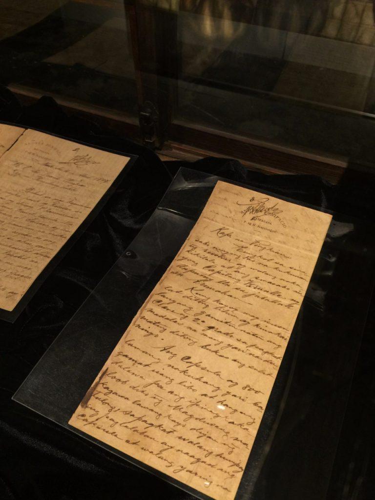 nolisoli bonifacio letters