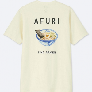 nolisoli make fashion eats ramen uniqlo graphic tees shirts