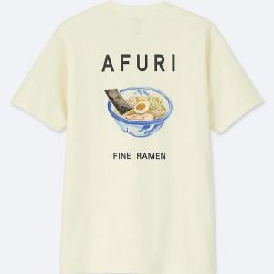 nolisoli make fashion eats ramen uniqlo graphic tees shirts