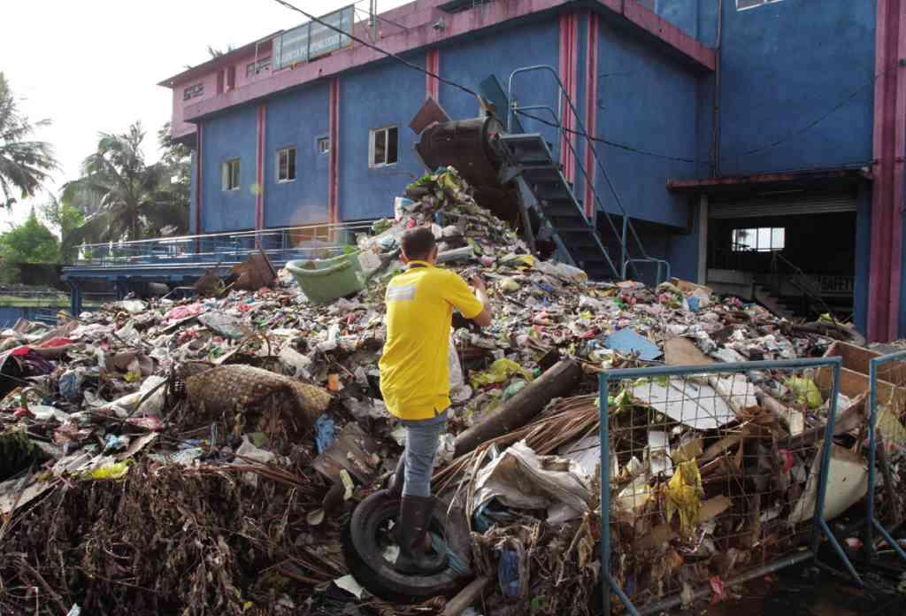 nolisoli waste management barangays