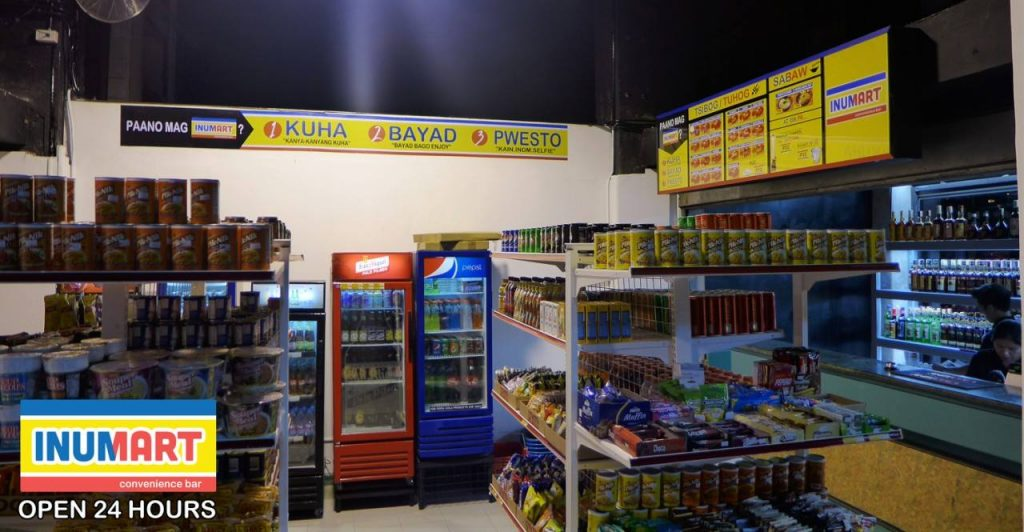 nolisoli convenience bar inumart