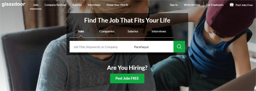 nolisoli jobhunting websites jobs employment