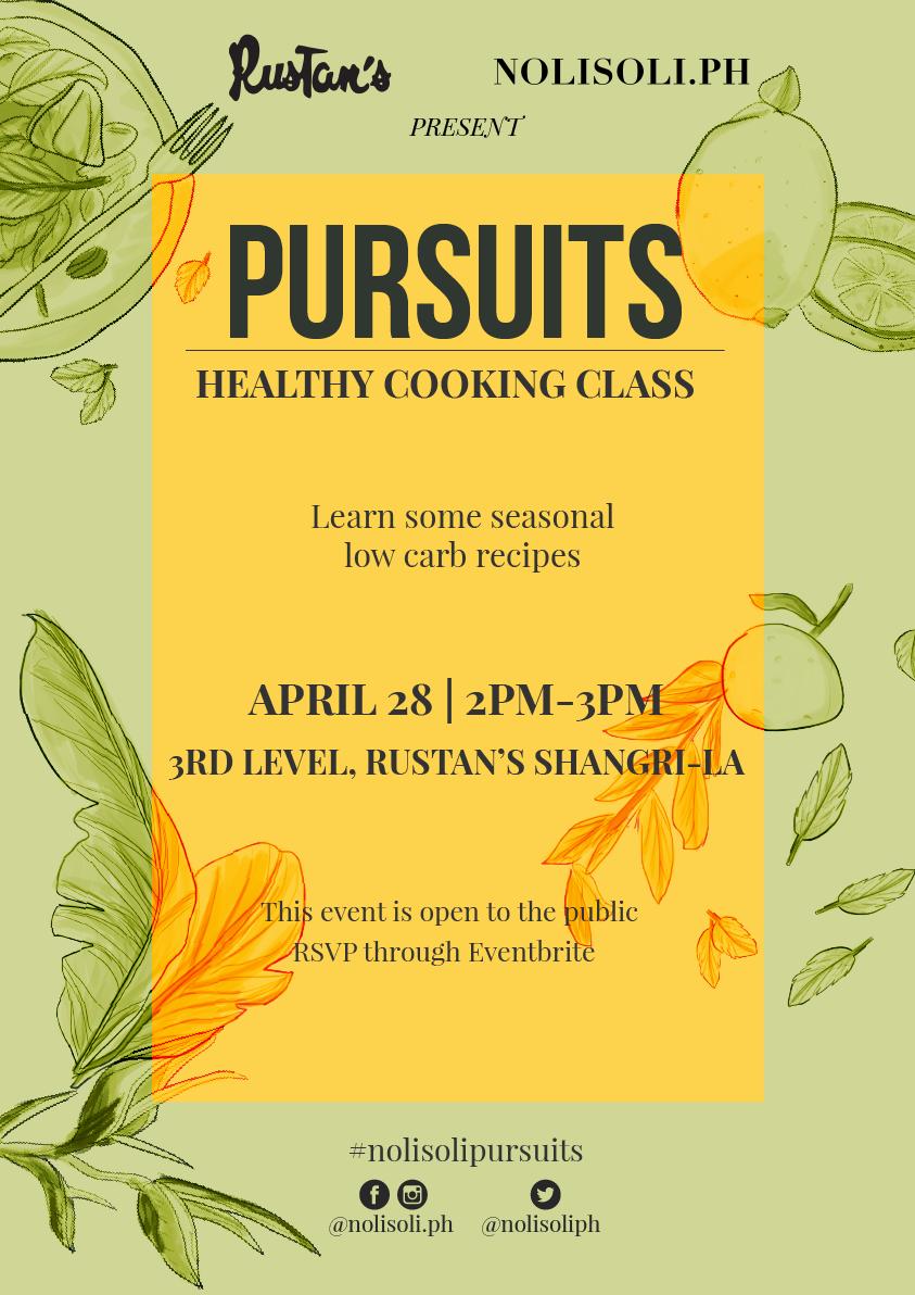 nolisoli pursuits cooking class
