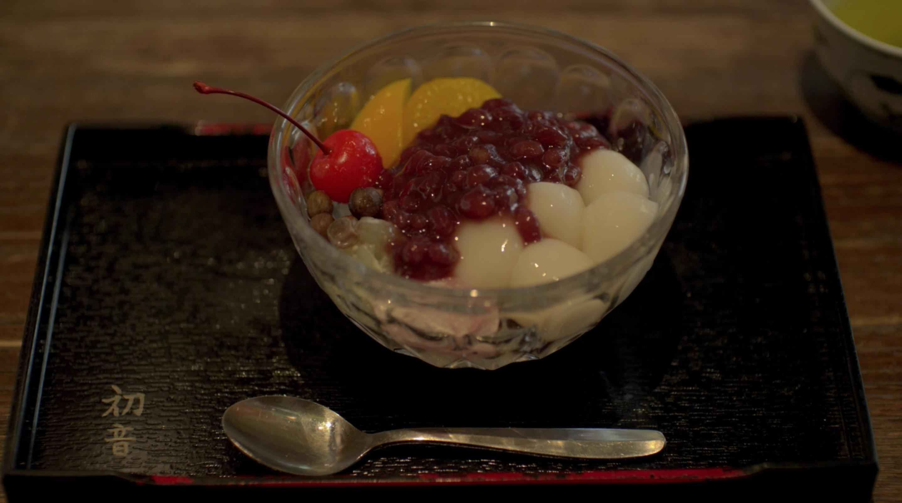 nolisoli fixture kantaro sweet tooth salaryman japan tokyo food eats dessert sweets