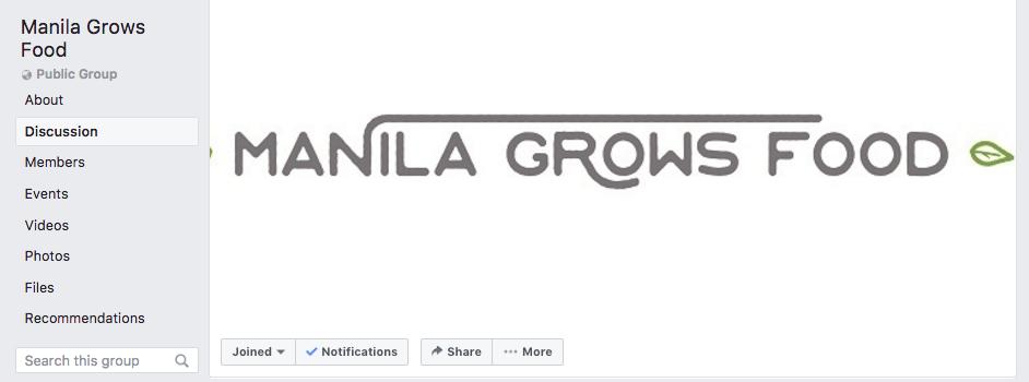 nolisoli manila grows food group facebook